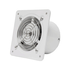 100mm 4 Inline Duct Fan Quite Booster Exhaust Air Cooled Blower Ventilation Wall And Ceiling Mount