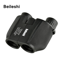 10 X 25 HD All-optical 114-1000M Binocular Wide-angle 7.8 degree Telescope Outdoor Professional hunting Telescope for Tourism цена