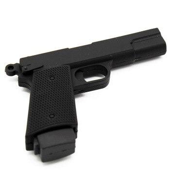 USB Flash 2.0 Pen Drive 32GB Usb Cartoon Pistol AK47 Pendrive 4GB 8GB 16G Stick 64GB 128GB Gun