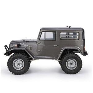 Image 2 - RGT Rc voiture 1:10 4wd hors route camion roche chenille RTR Rock Cruiser RC 4 136100V2 4x4 étanche passe temps Rc ramper