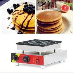 25 holes waffle maker biscuit mini pancake Dutch Poffertjes  baker machine 220v/110v