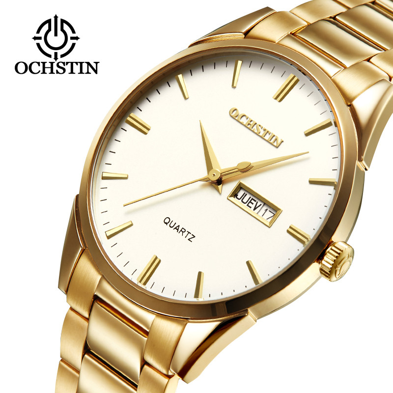 Top Brand Luxury Mens Watches Golden Steel Automatic Mechanical Watch Men reloj hombre 2018 relogio Date Waterproof Men Watches reloj hombre top brand luxury simple fashion casual business watches men date waterproof automatic mens watch relogio masculino