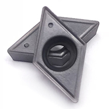 DCMT070204 NN LT10 Inner hole Turning Tools  Longitudinal Facing Carbide insert CNC Machining center 4mm center hole gold tone alloy 1 2 external threading insert chip