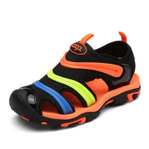 e464ce618d0a Little Loach Kids Summer Sandals Children Boys Girls Shoes