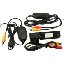 Автомобиль CCD Водонепроницаемый Беспроводной камеры Заднего Вида Камера Заднего вида Камера Для VW/Passat/Гольф/T5 Caddy