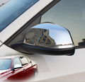 ACCESSORIES FIT FOR 2012 2013 2014 2015 BMW X1 E84 CHROME SIDE DOOR MIRROR COVER REAR VIEW TRIM CAP OVERLAY GARNISH MOLDING