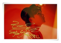 Super Junior SJ Kim Ryeo Wook Autographed Signed With Pen Picture Photo 6 Inches Korean Freeshipping