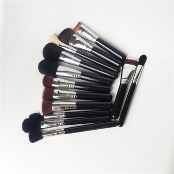 Si-SERIES FACE BRUSHES - Powder Blush Contour Highlighter Concealer Kabuki - High Quality Synthetic Makeup Brushes blender Tool 3