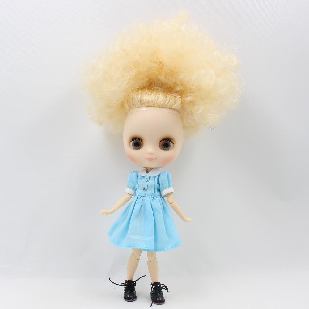 Sister Blythe Dolls Afro Hair 10 Options 14