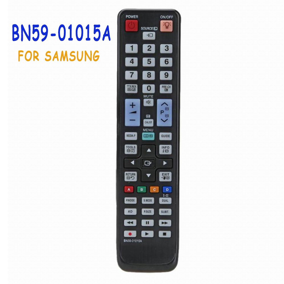 New Replacement Remote Control BN59-01015A For SAMSUNG TV Remote Control TV LCD controle remoto universal