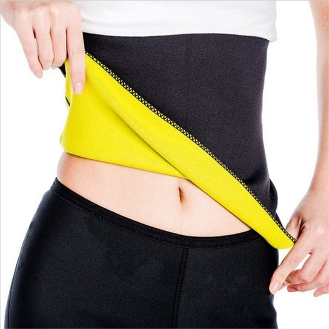 Adult Shaper braceHot Waist Band Gym Fitness Sports Exercise Waist Support Pressure Protector Body Building Belt Slim Item Sweat 4