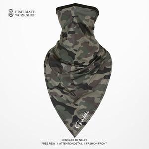 Image 5 - 2019 Gamakatsu szalik wędkarski ice silk magiczna chustka na głowę lato ochrony przeciwsłonecznej kołnierz mężczyźni i kobiety jazda na zewnątrz szalik