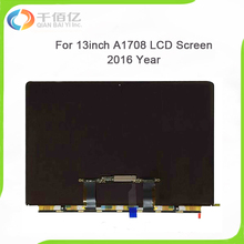 Original Brand New A1708 LCD Screen for Macbook Pro Retina 13inch A1708 LCD Panel 2016 Year Replacement