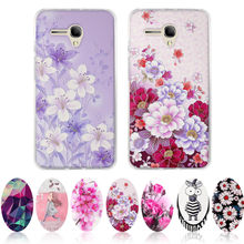 Cover For Alcatel Touch POP 3 5.5'' Case Soft TPU Fundas For Alcatel POP3 5.5'' 5025X 5025N 5025E 5025G 5025D Phone Cases Shell(China)