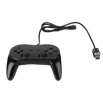 Classic Wired Game Controller Gaming Remote Pro Gamepad Shock Joypad Joystick For Ninten for Wii Second-generation