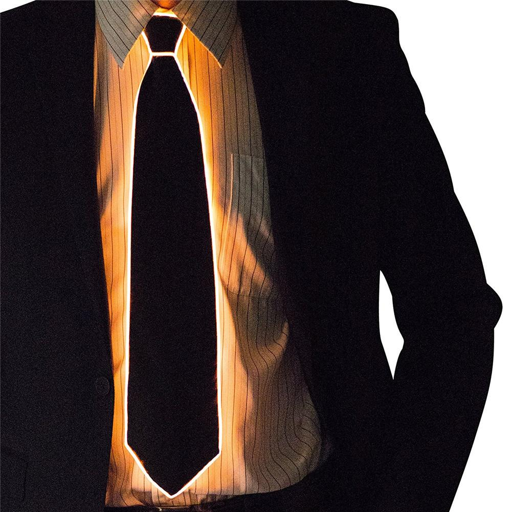 Awesome EL Wire Tie Flashing Cosplay LED Tie Costume Anonymous Necktie Glowing DJ BAR Dance Carnival Party Masks Cool PropsAwesome EL Wire Tie Flashing Cosplay LED Tie Costume Anonymous Necktie Glowing DJ BAR Dance Carnival Party Masks Cool Props