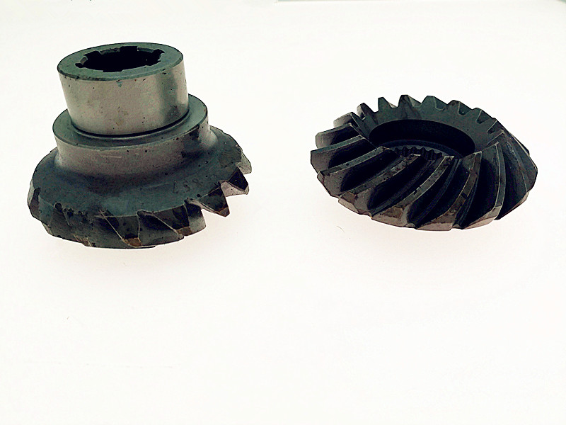 Drive bevel gear master and slave gear For Kazuma Xinyang Stels 500 500CC Jaguar atv utv engine parts 9 teeth bevel gear and 33 teeth bevel gear suit for rear axle differential diff for cfmoto cfx8 800cc atv utv engine parts