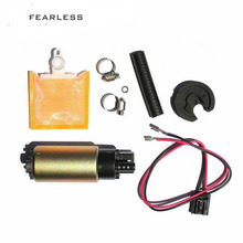 12V Electric Univers Fuel Pump 125Lph For Subaru Baja Forester Impreza Justy Legacy Outback B9 Tribeca MazdaTP-213