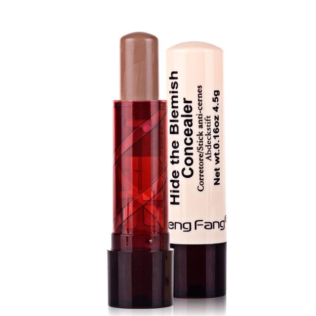 Professional Ladies Makeup Face Blush Contour Highlighter Stick Foundation Make Up Bronzer Base Concealer Pencil Maquiagem 3