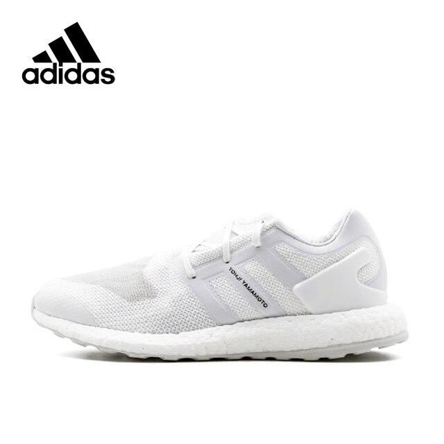 Nueva llegada oficial de Adidas y 3 Pure Boost transpirable Hombres' s corriendo