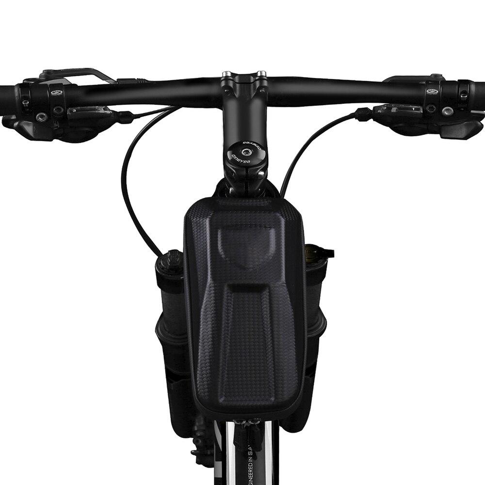 Bicycle Frame Bag Waterproof Handleber Top Tube Bag Bike Front Frame EVA Bags