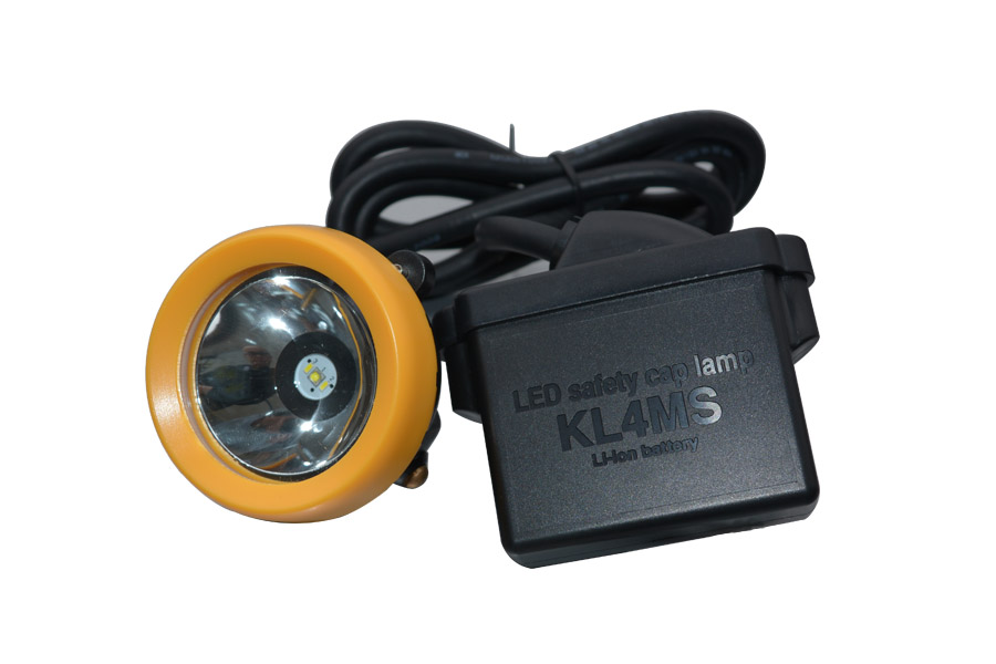 ФОТО KL4MS LED mining helmet lamp mine cap lamp safety helmet lamp