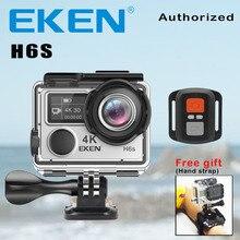 Action Kamera Deportiva EKEN H6S (Oldname V8) Ultra HD 4 Karat WiFi Elektronische Bildstabilisierung Gehen Wasserdicht Pro Sport DV Kamera