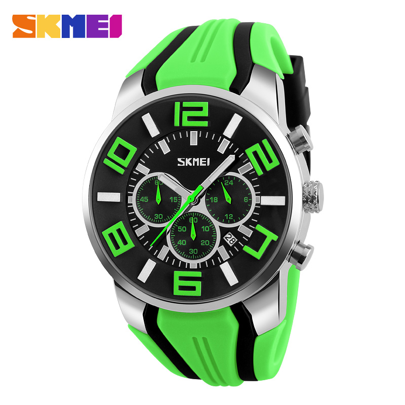 Mens Watches Top Brand Luxury Male Military Sport Chronograph Watch men Business quartz-watch Male Clock Man Relogio Masculino цена