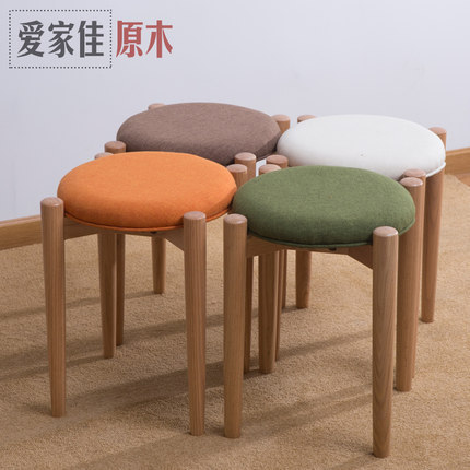 Japanese Simple Modern Style Solid Wood Furniture Makeup