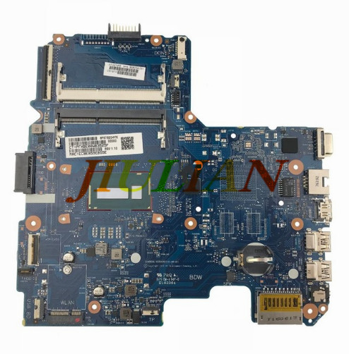 858034-001 Mainboard Für Hp Notebook 14-am Serie Laptop Motherboard 858034-601 Uma W I3-5005u Cpu 100% Getestet Ok