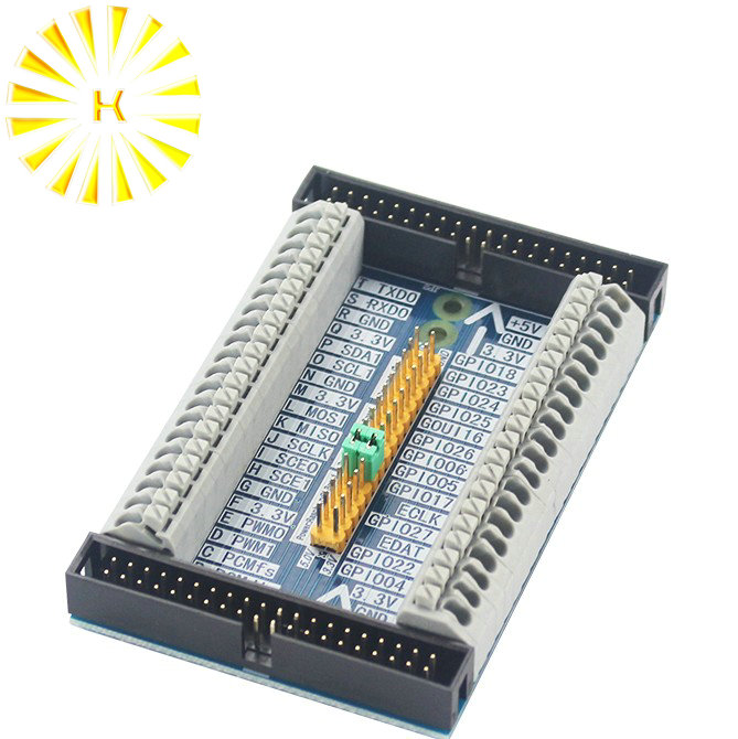 Raspberry <font><b>Pi</b></font> <font><b>3</b></font> B Plus GPIO <font><b>Board</b></font> Multifunctional Expansion Extension <font><b>Board</b></font> Module for <font><b>Orange</b></font> <font><b>Pi</b></font> PC image
