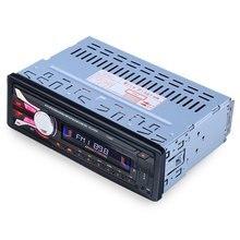 Radio de coche bluetooth reproductor de mp3 Radio Del Coche caliente Desmontable separada panel frontal DEL COCHE antirrobo Audio 12 V FM estéreo del coche función