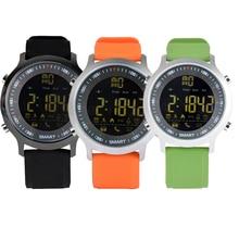 Спорт EX18 Xwatch Smartwatch Смарт Часы Bluetooth 4.0 5ATM Водонепроницаемый IP67 Браслет Секундомер Будильник для Бега Спорт