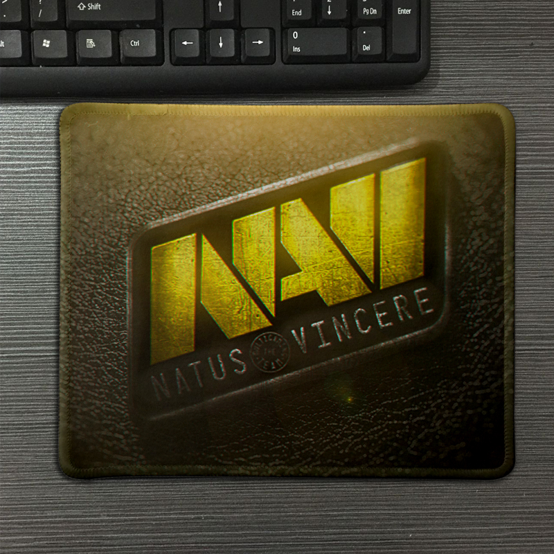 New navi fan Printing Pattern Durable Gaming Rubber Desktop Pad Optical Computer Mouse M ...