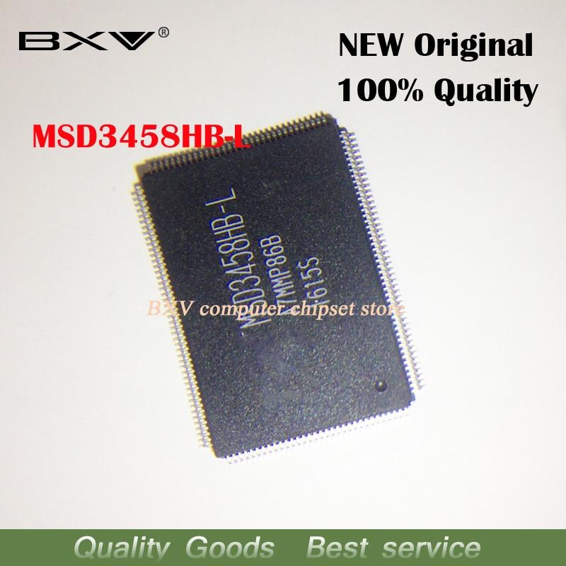 2pcs MSD3458HB-L-SW MSD3458HB-L MSD3458HB MSD3458 QFP