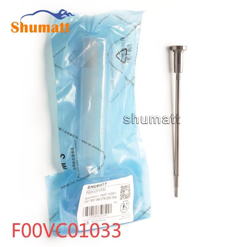 4pcs Free Shipping F00VC01033 Common Rail Control Valve F 00V C01 033 FOOVC01033 for 0445110092 0445110186