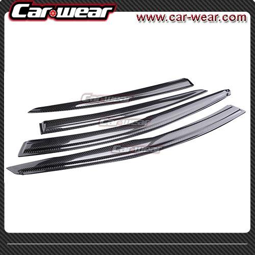 Para Holden Chevy Chevrolet Cruze fibra de carbono janela Visor 2008 - 2014 - frete grátis