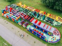 Guangdong manufacturers selling inflatable slides, inflatable castles, inflatable bouncer,YLY 963