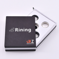 Rining Revolutionary Ring System Magic Tricks Magie Ring Shell Appearing Disapper Close Up Illusion Gimmick Props Comedy