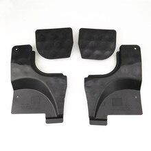 READXT автомобиль L& R нижний пол рельсы Пан всплеск щит крышка и Блокировка трамбовки части для Passat B6 B7 CC NF 3C0825962