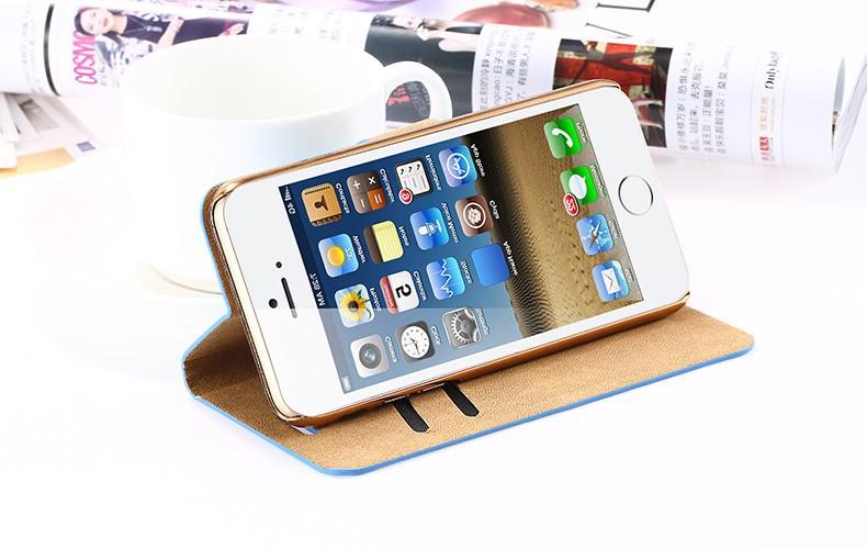 Kisscase dla iphone 5s case glitter bling skórzane etui dla iphone 5 5s se 6 6 s 7 plus stań portfel pokrywa dla iphone 7 7 plus SE 18