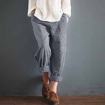 Iris Relaxed Cotton Pants