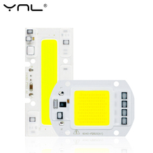 YNL COB LED Chip 110V 220V High Power 20W 30W 50W 70W 100W Input Smart IC No Driver LED Lamp Bulb Flood Light Spotlight