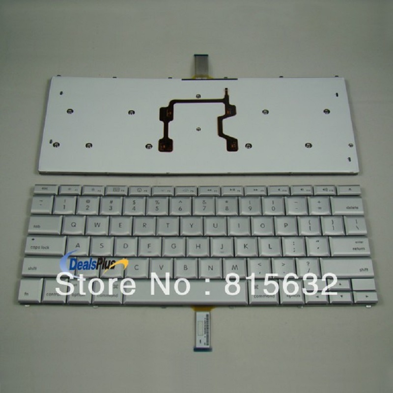 все цены на laptop keyboard for Apple Macbook Pro A1260 A1150 A1211 A1226 15' US Keyboard