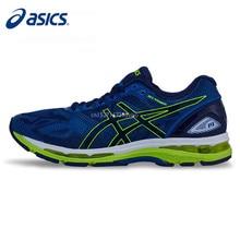 ASICS Men's Shoes Original Authentic GEL-NIMBUS 19 Cushion Light Running Shoes Breathable