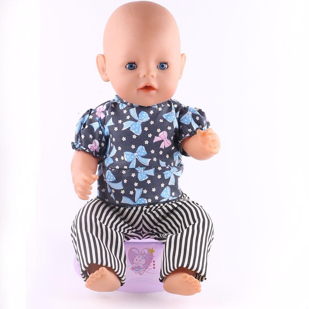Princess Baby Born Doll Clothes For 43cm Zapf Doll