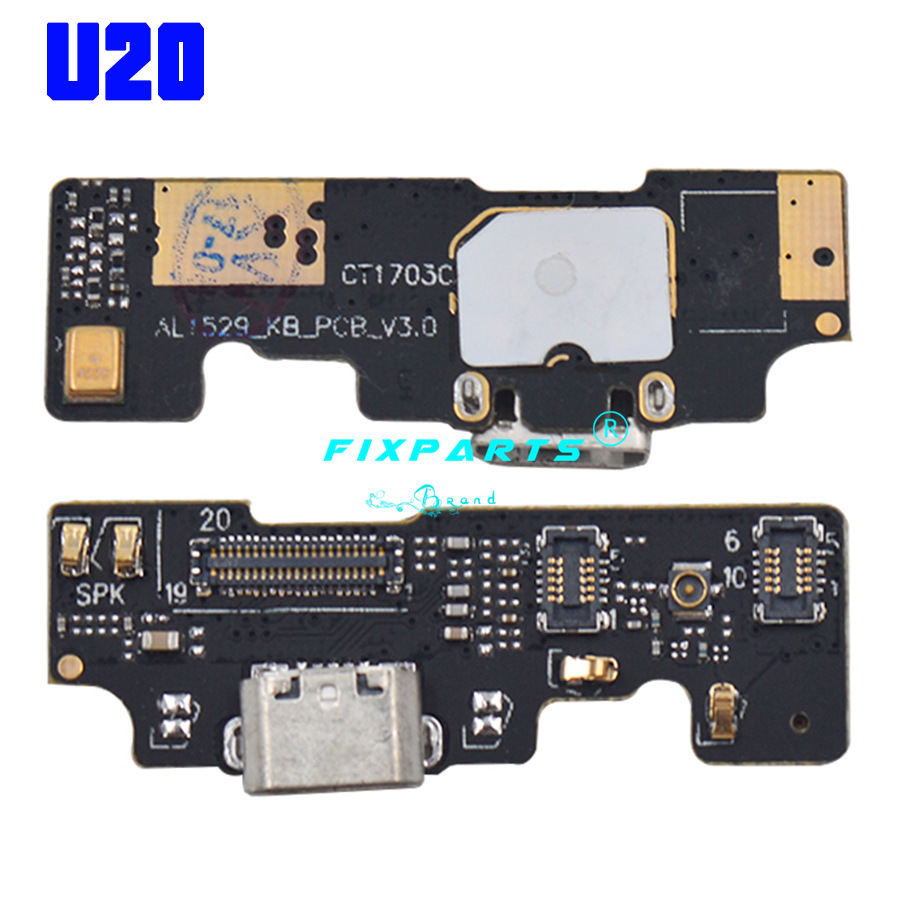 Meizu M1 M2 M3 M5 M6 Note U10 M3S Dock Port USB Charging Dock Charger Connector Plug Board Flex Cable Replacement Repair Parts (17)