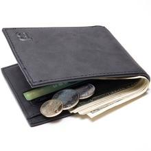 цена на SUONAYI Coin Bag zipper men wallets mens wallet small money purses Wallets New Design Dollar Price Top slim Men Wallet