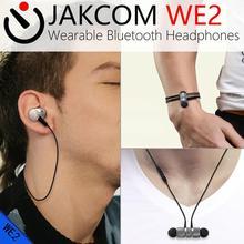JAKCOM WE2 Wearable Inteligente Fone de Ouvido venda Quente em Fones De Ouvido Fones De Ouvido como oortjes ulefon t2 pro s530