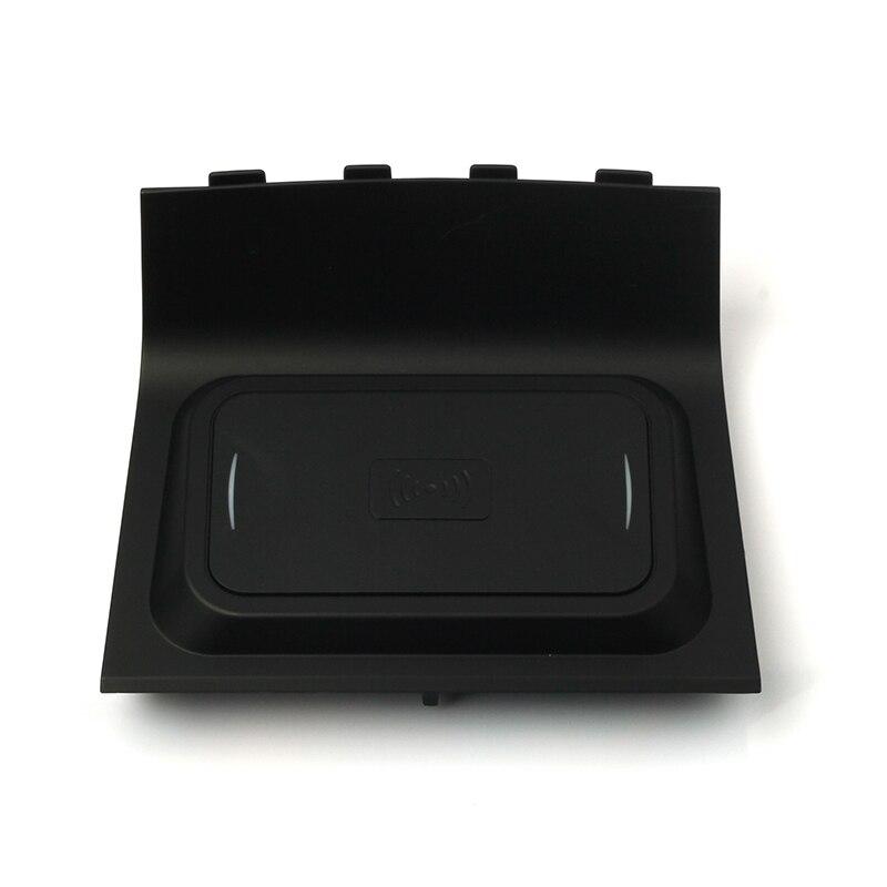 Pour Changan CS55 CS75 voiture QI chargeur de téléphone sans fil charge rapide support pour téléphone console centrale panneau garniture accessoires - 4